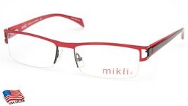 NEW Alain Mikli ML0943 0004 RED/BLACK EYEGLASSES FRAME 54-17-135mm B29mm... - $78.20