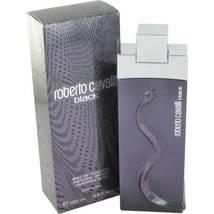Roberto Cavalli Black Cologne 3.4 Oz Eau De Toilette Spray image 1