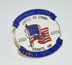 Benevolent and Protective Order of Elks #2053 September 11th Enamel Pin - $9.90