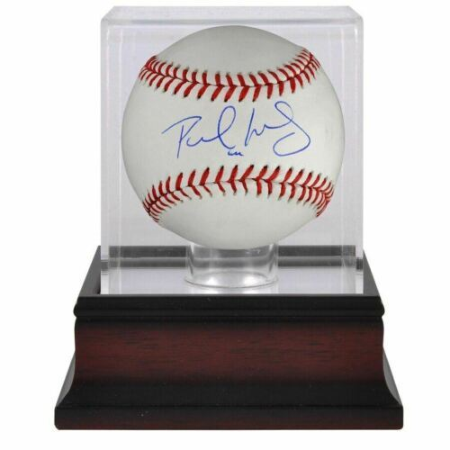 Primary image for Paul Goldschmidt St. Louis Cardinals Signed Baseball with Case Fanatics.