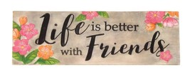 Friends Decorative Sign   12010805  SMC - $12.82