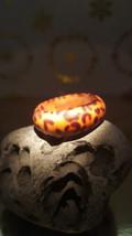 voodoo ring, magick, djinn, rare talisman amulet ritual haunted ring witchcraft - $37.00