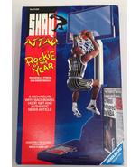 SHAQ ATTAQ NBA ORLANDO MAGIC ROOKIE OF THE YEAR SET BOXED KENNER SEALED - $19.80