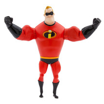 Disney Store Mr. Incredible Light-Up Talking Action Figure Incredibles 2... - $38.80