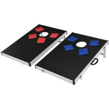 Foldable Bean Bag Toss Cornhole Game Set - new (cy) - $95.99