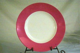 """Lenox 2019 Continental Dining Pink Salad Plate 9 1/2"""" New - $14.39"""
