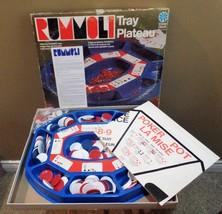 Vintage 1940 RUMMOLI Tray 200 Chips Board GAME with Instructions & MAT b... - $27.00