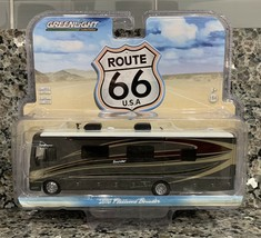 NEW GREENLIGHT 1:64 ROUTE 66 LIMITED EDITION 2016 FLEETWOOD BOUNDER DIE-... - $35.00