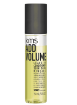 KMS ADD VOLUME Leave-In Conditioner, 5oz