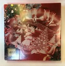 """Mikasa Christmas Story Berry Serving Platter 13 1/2"""" SA271/313 Christmas... - £11.36 GBP"""