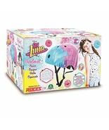 Soy Luna Protection Helmet Roller skates Bike Girl Original TV Series On... - $126.50