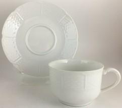 Raynaud Ceralene Osier Cup & saucer - $30.00