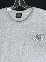 XL HOG Harley Owners Group Davidson Gray T Shirt 2010 Sturgis image 1