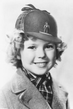 Shirley Temple vintage 4x6 inch real photo #450440 - $4.75