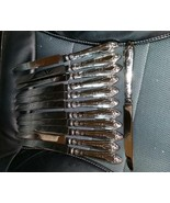 12 Wallace HOTEL Knives Stainless 18/10 NOS - $89.99