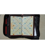 Scrabble Travel Game Folio Edition 2001 - £19.20 GBP