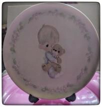 1982 Jesus Loves Me Fine Porcelain Collector Plate by Bill Biel and Sam Butcher - $14.00