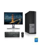 Dell Computer 3.0 GHz PC 16GB RAM 1 TB HDD Windows 10 - $368.55