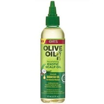 ORS Olive Oil Nourishing Exotic Scalp Oil Infused with Babassu Oil 4.3 f... - $8.90