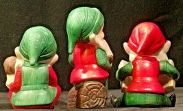 Holiday Elf Figurines AA-192053 Vintage Santa's helpers! image 5
