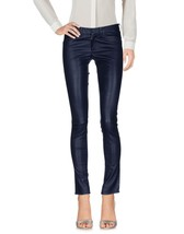 New Slim Fit Formal Style Fitted Women's Genuine Soft Lamb Skin Leather Pants