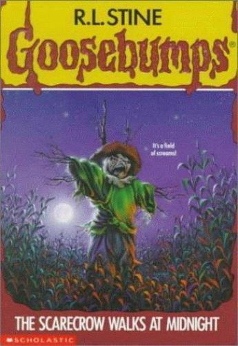 Primary image for The Scarecrow Walks at Midnight by R. L. Stine (1994, Paperback,)