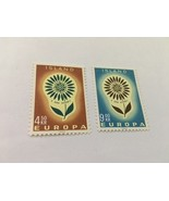 Iceland Europa 1964 mnh stamps - $1.20