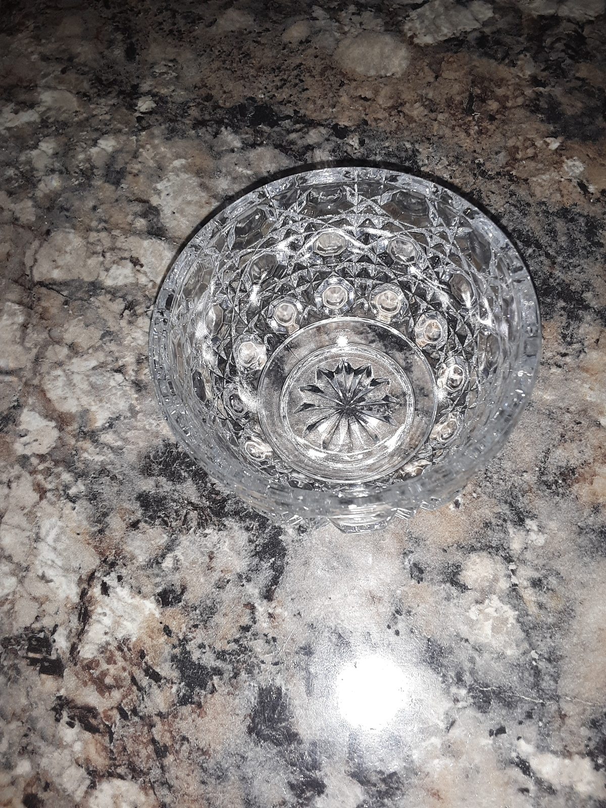 Primary image for VTG Anchor Hocking Wexford Glass Bowl