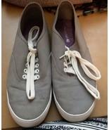 Women's American Eagle Tennis Shoes Gray Size 7 - $11.12