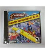 Crazy Taxi (PC CD-ROM) Jewel Case [Windows 2000] - $9.90