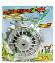Pro Trimmer Head, WeedShark Pro 16 in. Hybrid Brush and Grass Trimmer At... - $45.99