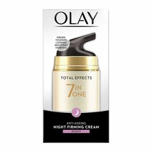 Olay Total Effects 7 In One Anti-Ageing Night Firming Cream 50gm Moistur... - $25.64