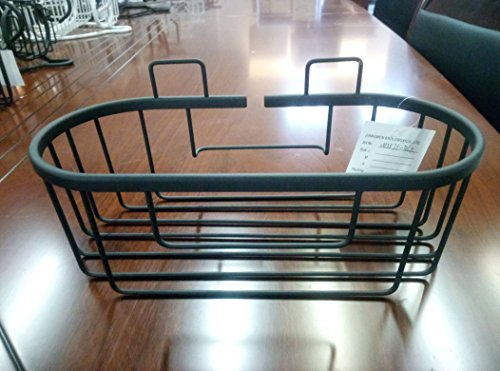 Inspired Living by Mesa Lewis Shower Caddy Mini Black