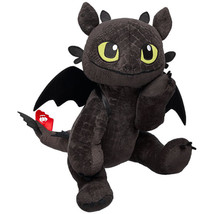 Build A Bear Toothless ,How to train your Dragon  - $50.00