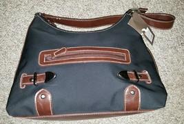 Authentic Merona Black Hand Bag! Brand New - $3.47