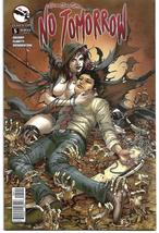 GFT NO TOMORROW #5 (OF 5) CVR A (Zenescope 2014)  PRIORITY MAIL SHIPPING - $2.25