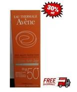 AVENE EAU THERMAL  Soins Solaires Anti-Age MATT SPF50- 50ml EXP. 10/20  - $18.78