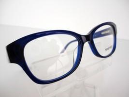 Nine West NW 5078 (410) Crystal Sapphire 48 x 16 135 mm Eyeglass Frame - $58.87