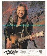 TRAVIS TRITT SIGNED AUTOGRAPHED 8x10 RP STUDIO PROMO PHOTO COUNTRY STAR - $16.69