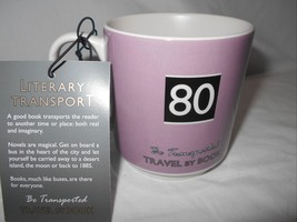 Will & Wolf NWT Literacy Transport Coffee Cup #80 Little Women - $9.09