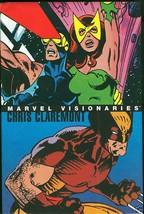 Marvel Visionaries Chris Claremont Hardcover HC Sealed - $30.00