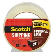 Scotch® 3750 Commercial Grade Packaging Tape - $40.88