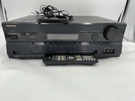 Onkyo HT R500 5.1 Channel 230 Watt Receiver - $135.00