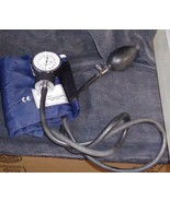 Gently Used Classic Sphygmomanometer Artery Blood Pressure Measuring Cuf... - $24.74