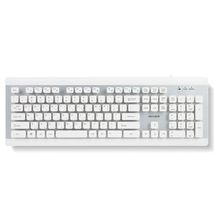 iRiver IR-K3000 Korean English USB Wired Keyboard (Silver) image 5