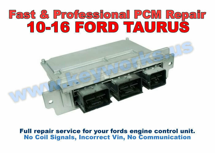 2010-2016 FORD TAURUS Engine Computer MISFIRE REPAIR SERVICE. FAST!! ECU PCM ECM - $133.65