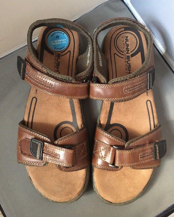35878d8246ab Nunn Bush Men s Regan 84417 Open Toe Sandal and 7 similar items