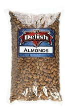 Almonds, Shelled, Raw, 10 lbs. Bulk - $57.60
