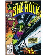 Sensational She Hulk #6 ORIGINAL Vintage 1989 Marvel Comics - $9.89