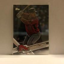 Yasmany Tomas #248 Arizona Diamondbacks Topps 2017 Baseball Card B3 - $1.62